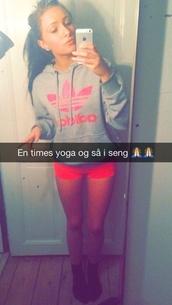 sweater,adidas,pink,yoga,fitness,hoodie,chill,girl,grey hoodie