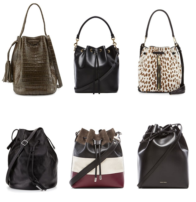 6 Bucket Bags for Fall
