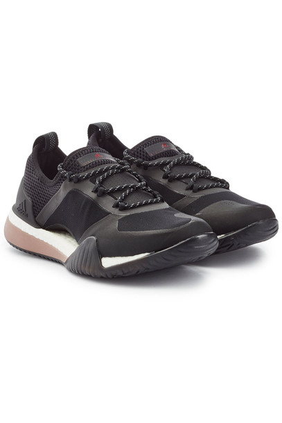 Adidas by Stella McCartney Pure Boost X TR 3.0 Sneakers  in black