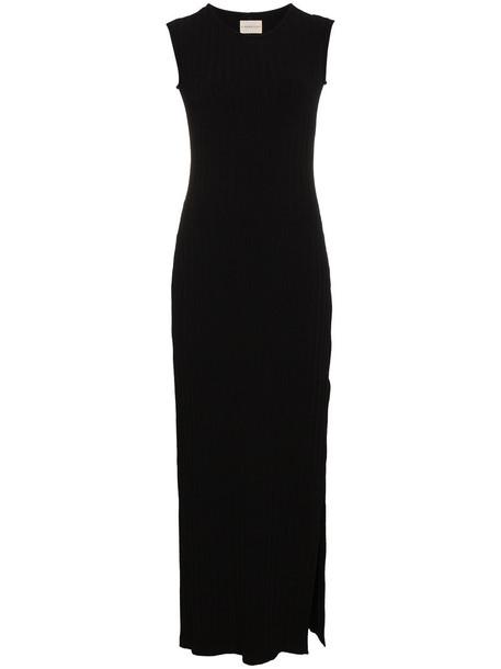 dress maxi dress maxi sleeveless women black