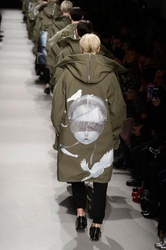 coat blvck jacket tumblr blvckscvle nike supreme bape hba