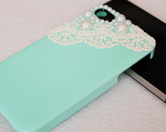 Popular items for lace iphone 4 case on etsy
