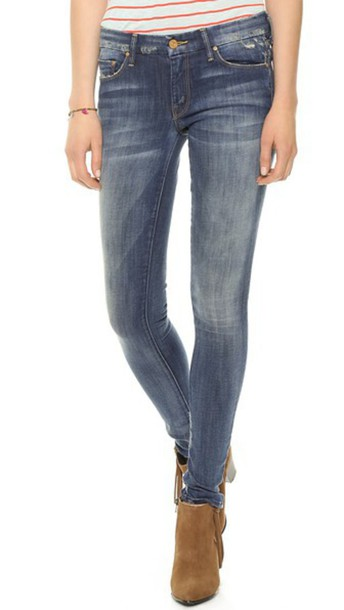 Mother jeans skinny jeans