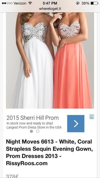 dress sherri hill 2013