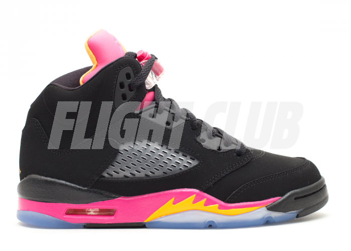 "girls air jordan 5 retro (gs) ""floridian""  