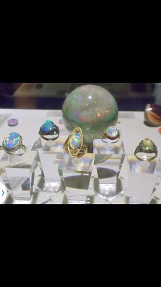 hot jewels ring shiny