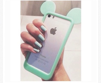 phone cover mint