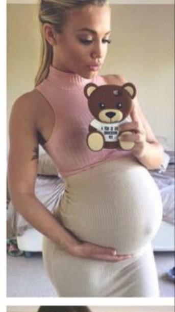 dress pink light maternity tumblr pink dress fashion