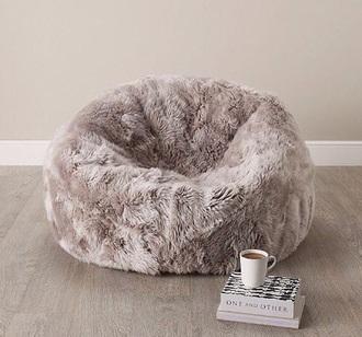 home accessory cozy bean bag fluffy