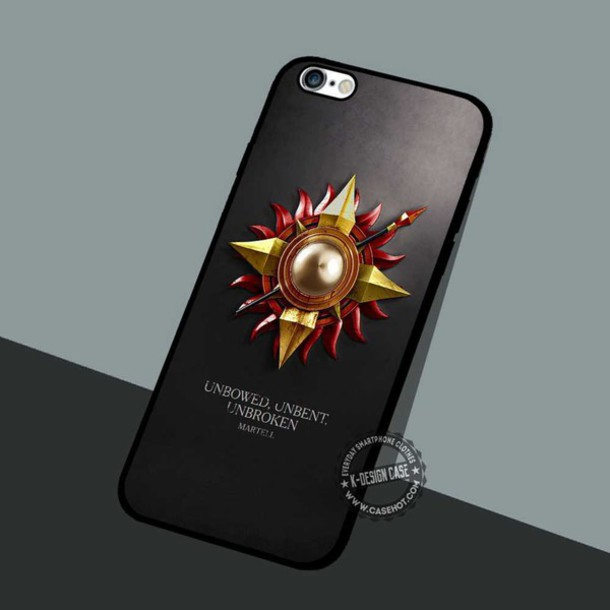 Game Of Thrones Movies cover iphone case