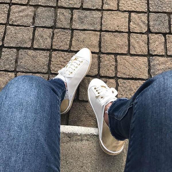 03b946bd53f MICHAEL Michael Kors Kristy Slide Heel Cap Espadrille Sneakers