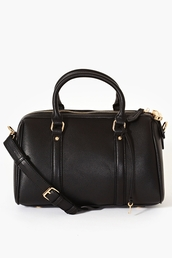 bag,parker tote bag,black