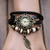 Women Vintage Faux Leather Bracelet Tree Leaf Decoration Quartz Wrist Watch B81U | eBay
