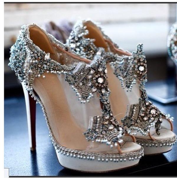 Hi Heal Wedding Shoes