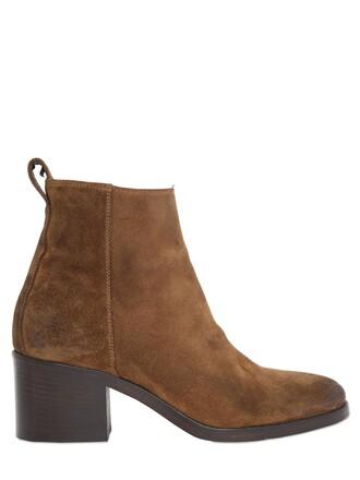 leather ankle boots boots ankle boots leather tan shoes