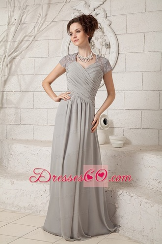 dress wedding dress mother of the bride dress grey dress grey elegant dress formal dress