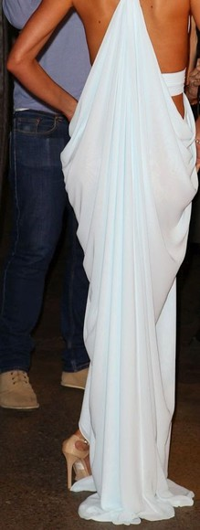 selena gomez elegant chic maxi long chiffon dress prom kardashians hilton celeb miranda kerr lana del rey miley cyrus lady gaga madonna angelina jolie celebrity dresses celebrity style kate middleton