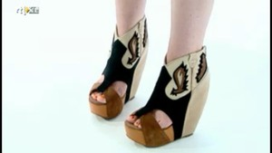 shoes brown black gold? wedge heels country high heels country style