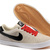 SB_1137 Nike Blazer Low Men 1972 Suede Shoes Beige Black NZ