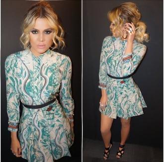 khloe kardashian kardashians sandals dress printed dress shoes