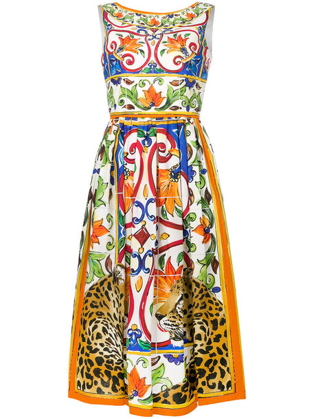 Dolce & Gabbana dress women cotton