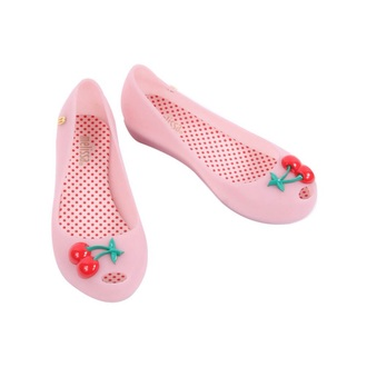 shoes mel by melissa jelly ballet flats size 5
