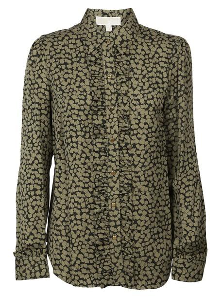 MICHAEL Michael Kors shirt print top