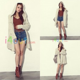 Women Long Sleeve Cardigan Jacket