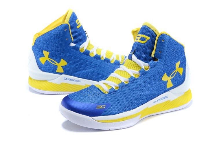 2014-2016 NBA MVP Stephen Curry One UA basketball shoes blue yellow white [3453] - $79.99 : Running, Football, Basketball Shoes Free Shipping Over $200   AthleticSportShoes.com