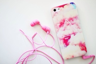 jewels phone case iphone case cute pink blue pastel phone case pink floyd