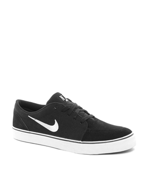 Nike Skateboard | Nike Skateboard Satire Trainers at ASOS