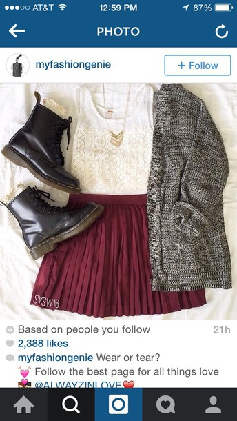 shirt cute top skirt style sweater boots perfect cardigan shoes