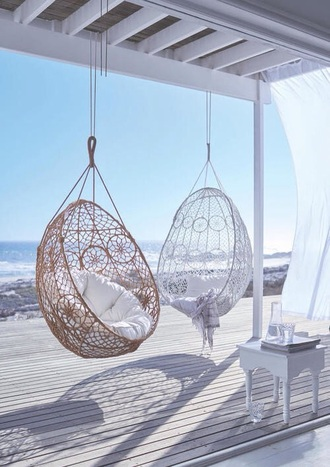 home accessory boho furniture hanging chair anthropologie