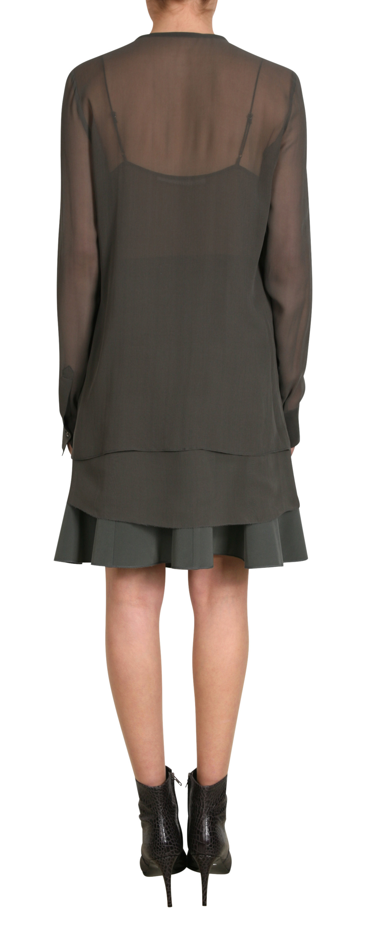 CRYSTAL ROCK blouse 1/1 - Blouses - Clothing - Onlineshop   SCHUMACHER - Onlineshop