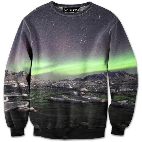 Aurora Skies Sweatshirt