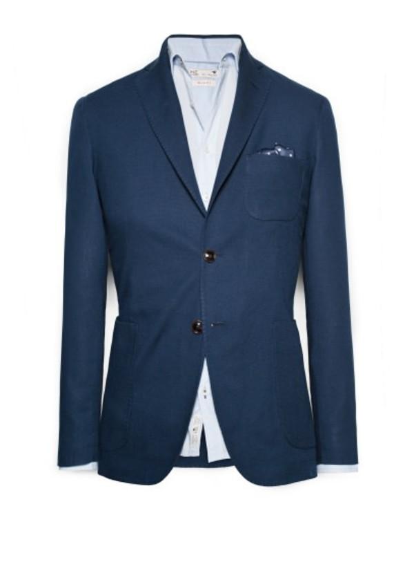 blazer menswear casual jacket
