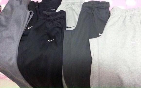cotton black sweatpants gray gray pants soft comfortable