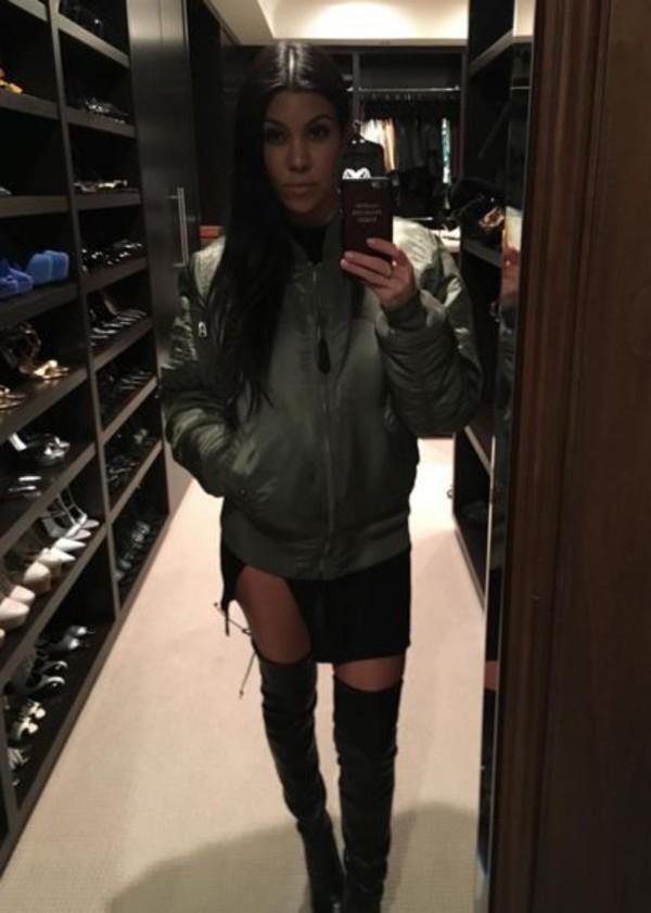 Yeezy Adidas Originals By Kanye West Bomber Jacket , Stefania Mode , Farfetch.com