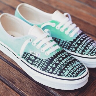 shoes vans mint mint shoes mint green shoes van shoes mint blue blue blue shoes