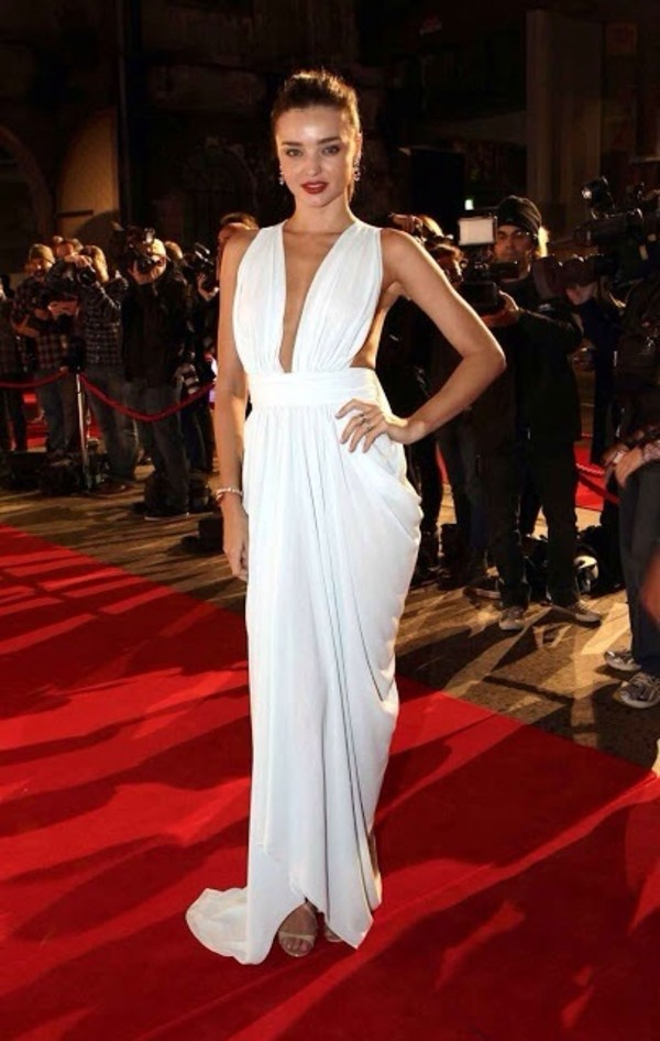 dress white dress white shoulder dress long white dress. open back long dress