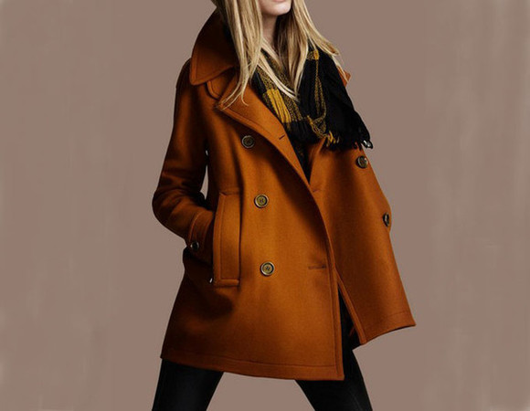 coat yellow trench coat yellow yellow top mantel gelb brown