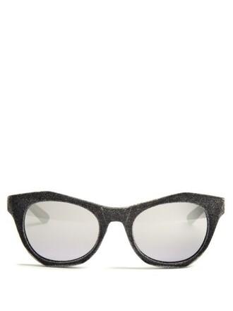 sunglasses velvet grey