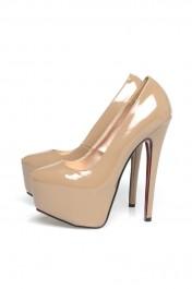 Glam Front Platform Shoe - AX Paris