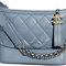 Chanel fashion - chanel's gabrielle small hobo bag