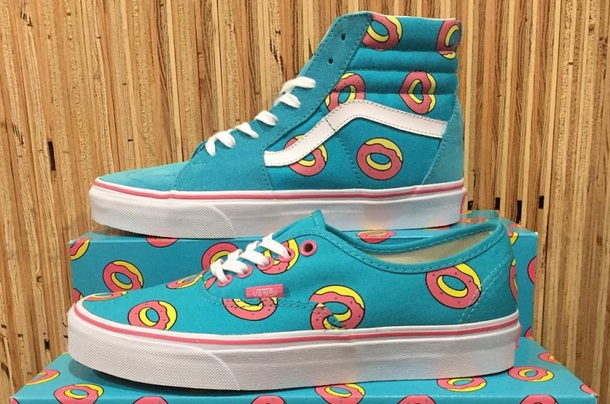 shoes sneakers donut
