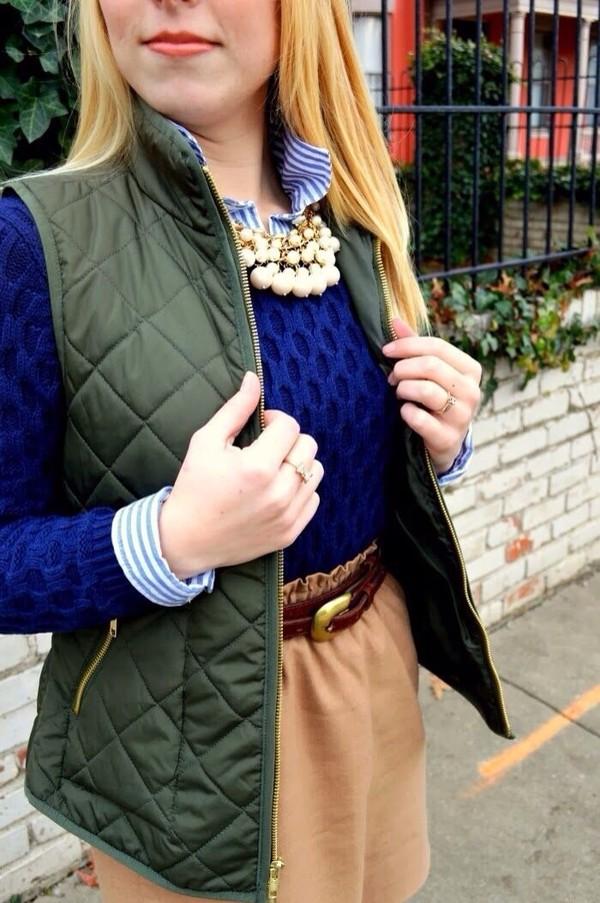 jacket sweater shirt blouse skirt jewels