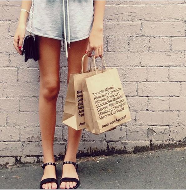 71b9fb654a shoes black jellies indie australian sandals summer american apparel shorts  flat sandals