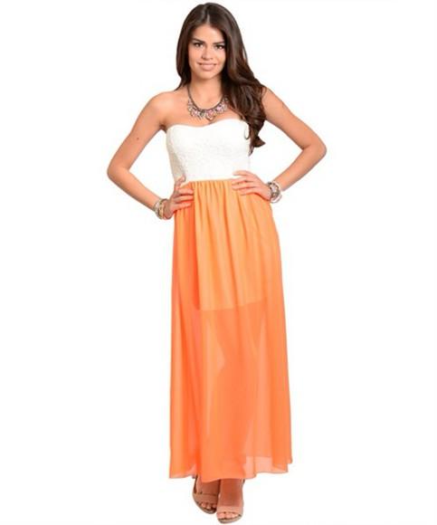 dress neon orange maxi dress neon orange dress maxi dress maxi dress, neon sexy dress