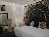 home accessory,tapestry,dorm room,college,bedding,bedroom