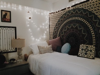 home accessory tapestry dorm room college bedding bedroom